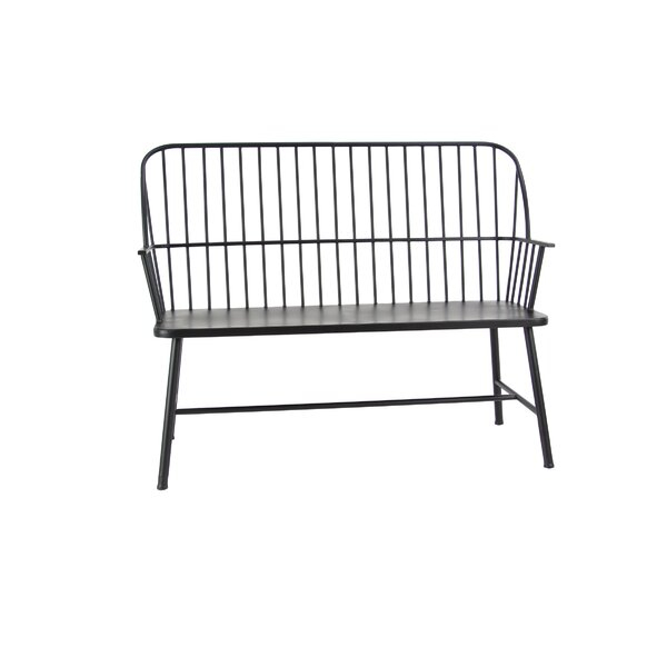 Popular Photo of Gehlert Traditional Patio Iron Garden Benches