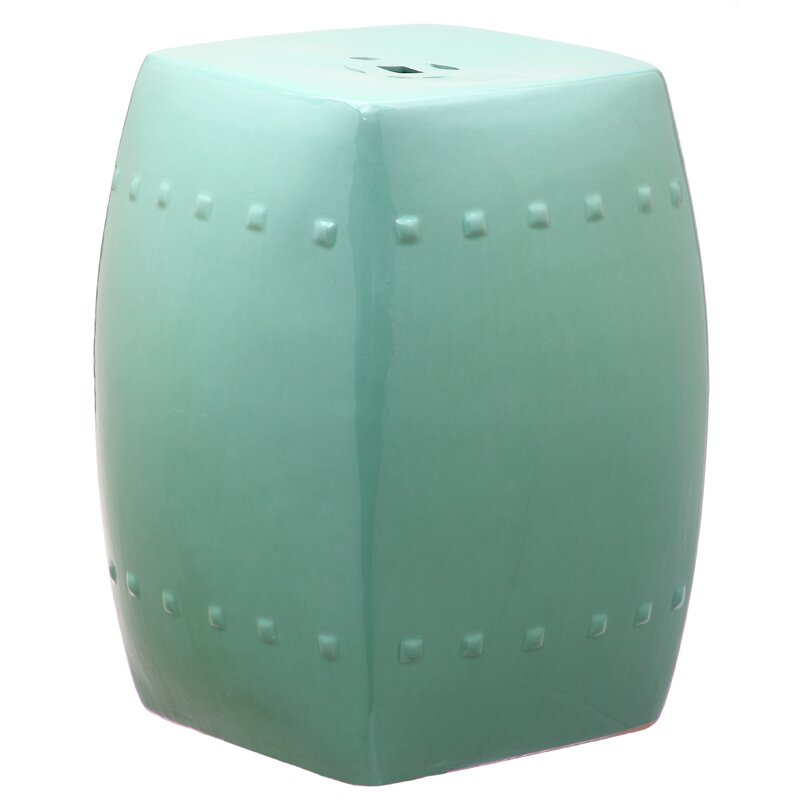 Knudson Ceramic Garden Stool Intended For Ceramic Garden Stools (View 19 of 20)