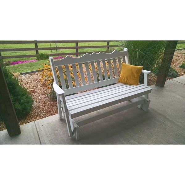 Overstock: Online Shopping – Bedding, Furniture Within Lucille Timberland Wooden Garden Benches (View 6 of 20)