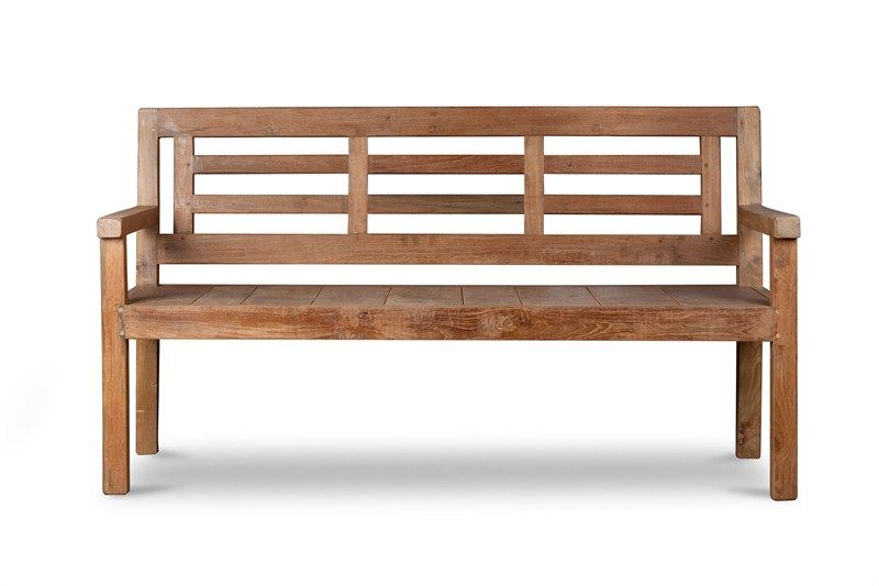 Reclaimed Teak Chastleton Bench At Garden Trading | Outdoor With Hampstead Teak Garden Benches (View 9 of 20)