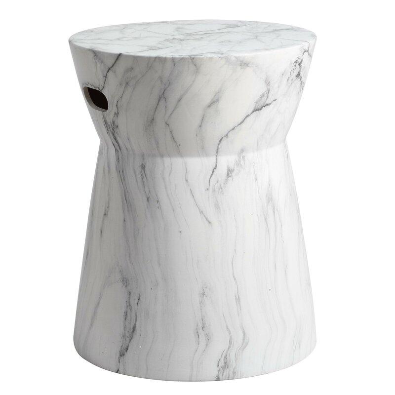 Westminster Ceramic Garden Stool Regarding Fifi Ceramic Garden Stools (View 5 of 20)