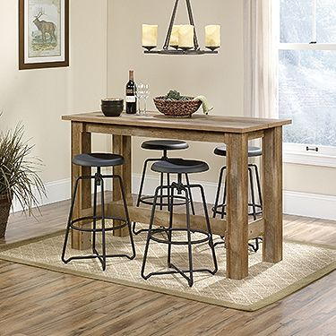 Inspiration about 2020 Counter Height Dinette Table – Boone Mountain Perfect For With Counter Height Dining Tables (#13 of 20)