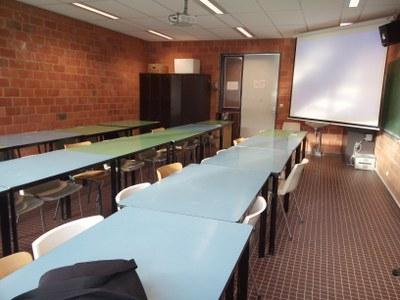 """Inspiration about 2020 Séminaire Ch44 — Université De Namur Intended For Mode 72"""" L Breakroom Tables (#7 of 20)"""