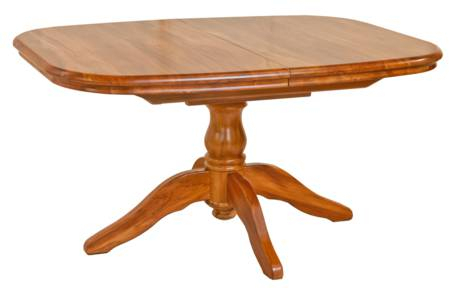 Best And Newest Brunswick Single Pedestal Extension Dining Table 1450l X Pertaining To Sevinc Pedestal Dining Tables (View 1 of 20)