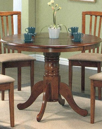 Best And Newest Jazmin Pedestal Dining Tables Throughout Medium Oak Pedestal Dining Table Co  (View 9 of 20)