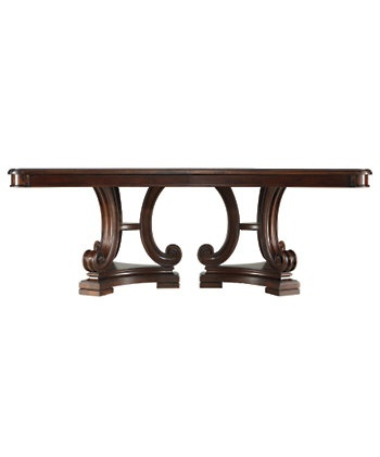 Jazmin Pedestal Dining Tables Within Well Known Stanley Furniture » Dining Tables » Grand (View 17 of 20)