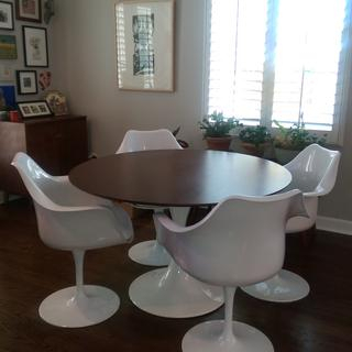 Lexmod Intended For Yaqub 39'' Dining Tables (View 11 of 20)