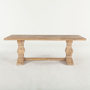 Inspiration about Mccrimmon 36'' Mango Solid Wood Dining Tables Inside Popular Hillsdale Furniture Pine Island Old White Leg Extension (#16 of 20)