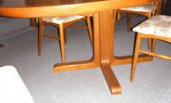 Sevinc Pedestal Dining Tables With Regard To Famous $950 Chris Madden J C Penneys Pedestal Dining Table And  (View 17 of 20)