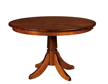 Well Known Baytown Single Pedestal Dining Table With Sevinc Pedestal Dining Tables (View 8 of 20)