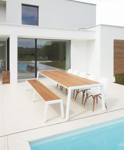 Well Known Bermudafied Dining Table Regarding  (View 3 of 20)