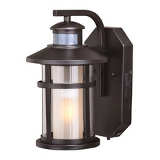 50 Most Popular Motion Sensor Outdoor Wall Lights And In Ranbir Oil Burnished Bronze Outdoor Wall Lanterns With Dusk To Dawn (View 4 of 20)