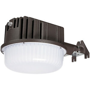 80w Dusk To Dawn Led Outdoor Barn Light, Etl Listed, 5 Pertaining To Gunnora Outdoor Barn Lights With Dusk To Dawn (View 10 of 20)