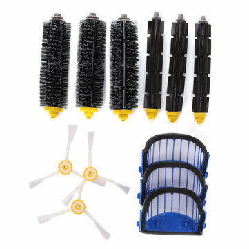 Accessory Replacement Kit Brushes Brushes 3 Armed Aero Vac With Cantrall 2 – Bulb Outdoor Armed Sconces (View 8 of 20)