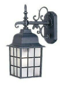 Acclaim Lighting 5302bk Nautica – One Light Outdoor Wall Intended For Keiki Matte Black Outdoor Wall Lanterns (View 16 of 20)
