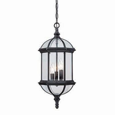 Acclaim Lighting Dover Collection 1 Light Matte Black For Binegar Matte Black Outdoor Wall Lanterns (View 4 of 20)