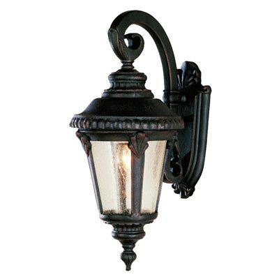 Allen + Roth 19 1/4 In Outdoor Wall Mounted Light $60 Intended For Edinburg Black Outdoor Wall Lanterns (View 4 of 20)