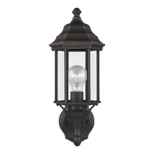 Andover Mills™ Abernethy Outdoor Wall Lantern & Reviews Pertaining To Abernethy Outdoor Wall Lanterns (View 1 of 20)