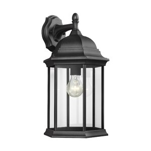 Andover Mills™ Abernethy Outdoor Wall Lantern & Reviews Throughout Abernethy Outdoor Wall Lanterns (View 5 of 20)