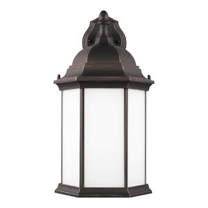 Andover Mills™ Abernethy Outdoor Wall Lantern   Wayfair For Abernethy Outdoor Wall Lanterns (View 4 of 20)
