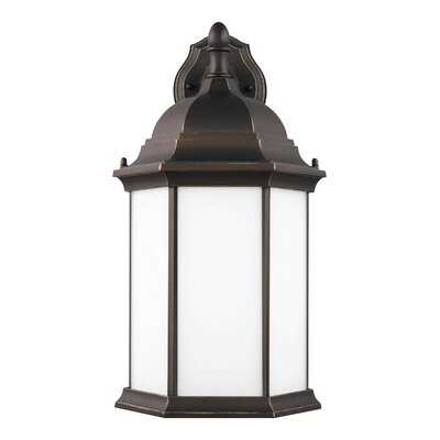 Andover Mills™ Abernethy Outdoor Wall Lantern   Wayfair With Regard To Abernethy Outdoor Wall Lanterns (View 8 of 20)