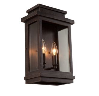 Artcraft Lighting Ac8391orb Oil Rubbed Bronze Fremont 2 Inside Jordy Oil Rubbed Bronze Outdoor Wall Lanterns (View 2 of 20)