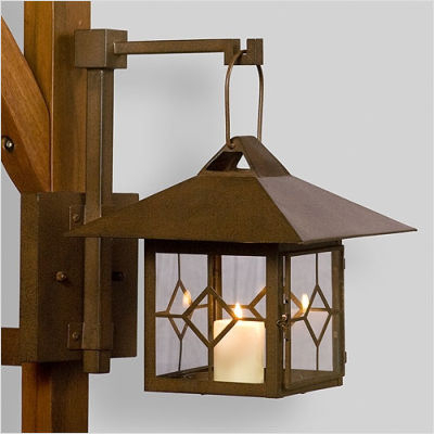 Attractive Outdoor Candle Lanterns Looks Extremely Throughout Brookland Outdoor Wall Lanterns (View 15 of 20)