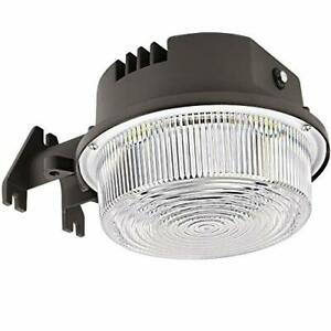 Bbounder – Lightpro 70w 9800lm Led Barn Lights Dusk To Throughout Gunnora Outdoor Barn Lights With Dusk To Dawn (View 6 of 20)