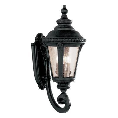 Bel Air Lighting Commons 1 Light Black Outdoor Wall For Walland Black Outdoor Wall Lanterns (View 12 of 20)