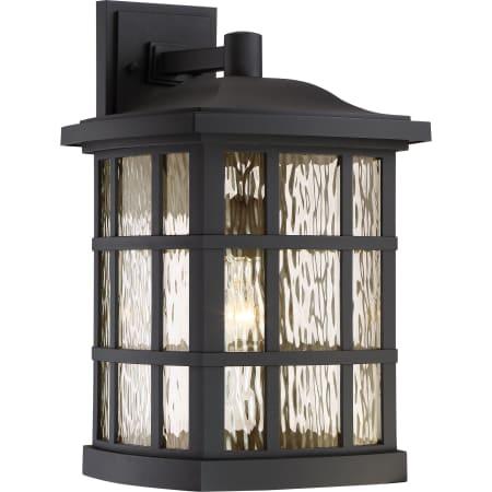 "Bellevue Mvws4066mbk Matte Black Cambria 1 Light 17"" Tall Intended For Binegar Matte Black Outdoor Wall Lanterns (View 14 of 20)"
