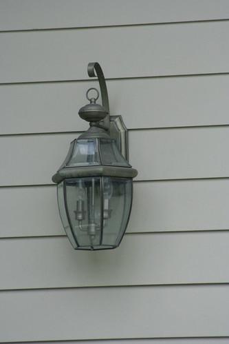 Black Wall Lantern   Area Around Condo On 18th Street Intended For Garneau Black Wall Lanterns (View 18 of 20)