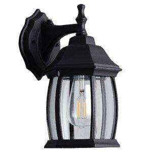 Canora Grey Cowart Matte Black 2 – Bulb  (View 15 of 20)