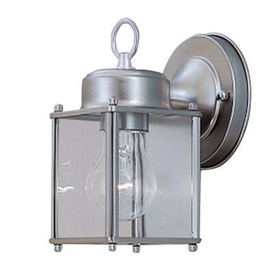 Charlton Home® Krajewski 8'' H Outdoor Wall Lantern With Regard To Krajewski Wall Lanterns (View 3 of 20)