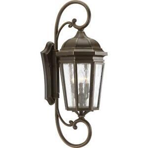 Classic Aluminum Porch Lights Antique Bronze Wall Lantern Pertaining To Tangier Dark Bronze Wall Lanterns (View 7 of 20)