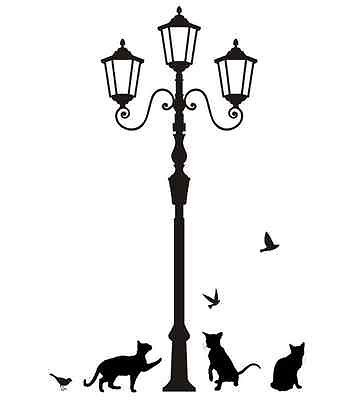 Clipart Silhouette Of Person On A Bench Near Street Lamp Regarding Ainsworth Earth Black Outdoor Wall Lanterns (View 17 of 20)