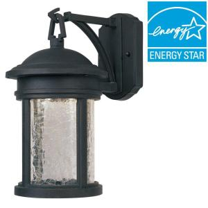 Designers Fountain Eagle Collection Oil Rubbed Bronze With Jordy Oil Rubbed Bronze Outdoor Wall Lanterns (View 14 of 20)