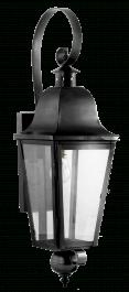 Devonshire Black Wall Lantern Intended For Nayen Black Wall Lanterns (View 9 of 20)
