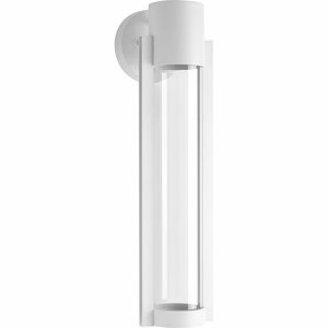 """Eden 20"""" H Integrated Led Outdoor Armed Sconce & Reviews Regarding Chazz Integrated Led Outdoor Armed Sconces (View 1 of 20)"""