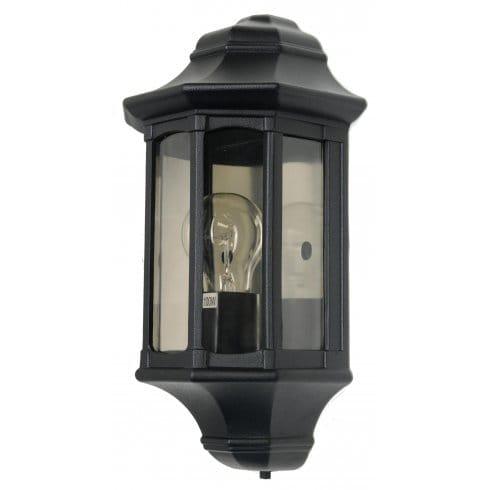 Elstead Lighting Gzh/nb7 Garden Zone Newbury Single Light With Walland Black Outdoor Wall Lanterns (View 10 of 20)