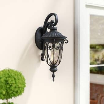 Erickson Oil Rubbed Bronze Hammered Glass Outdoor Wall Pertaining To Jordy Oil Rubbed Bronze Outdoor Wall Lanterns (View 18 of 20)