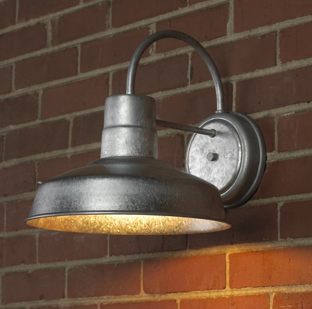 Farmhouse Outdoor Light – Traditional – Outdoor Lighting For Arryonna Outdoor Barn Lights (View 2 of 20)