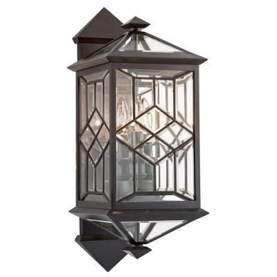 Finely Preserved Oxfordshire University Architecture With Regard To Bayou Beveled Glass Outdoor Wall Lanterns (View 17 of 20)