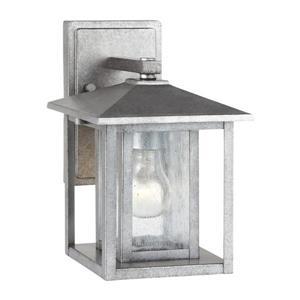 "Globe Newbury Outdoor Wall Mount Lantern – 5.5"" X 11.5 Inside Black  (View 11 of 20)"