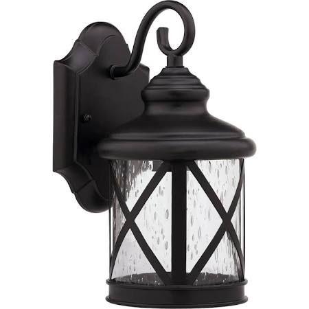 Popular Photo of Jaceton Black Outdoor Wall Lanterns