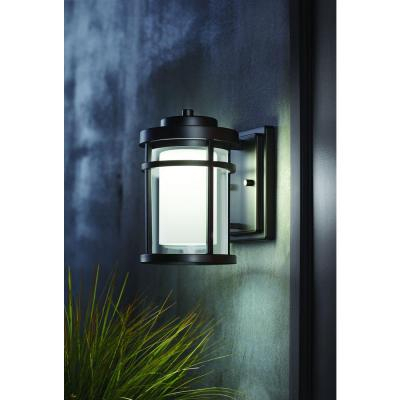 Home Decorators Collection – Outdoor Lighting – Lighting Within Brierly Oil Rubbed Bronze/black Outdoor Wall Lanterns (View 7 of 20)