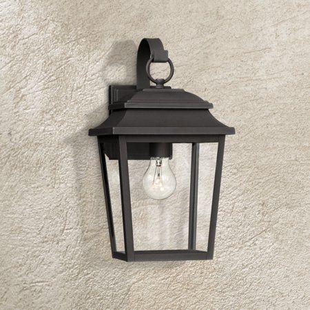 Popular Photo of Socorro Black Outdoor Wall Lanterns