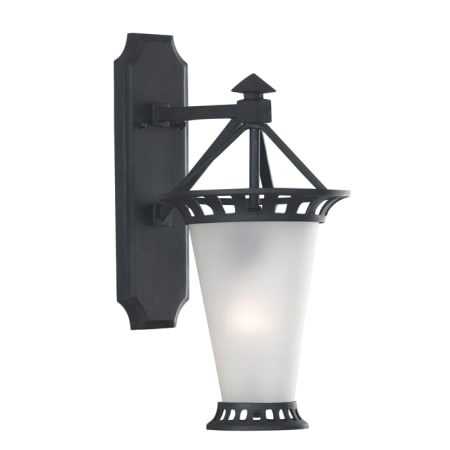 Kenroy Home 02890 Textured Matte Black 3 Light Outdoor Intended For Roden Black 3 Bulb Outdoor Wall Lanterns (View 2 of 20)