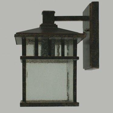 L2 7151 Traditional Exterior Wall Bracket Range | Exterior Throughout Binegar Matte Black Outdoor Wall Lanterns (View 2 of 20)