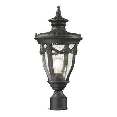 Langley Collection 1 Light Textured Matte Black Outdoor In Keiki Matte Black Outdoor Wall Lanterns (View 19 of 20)