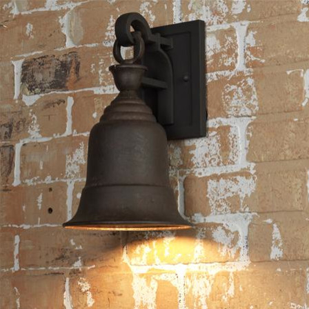 Liberty Bell Outdoor Wall Lantern – Traditional – Outdoor Pertaining To Brierly Oil Rubbed Bronze/black Outdoor Wall Lanterns (View 20 of 20)